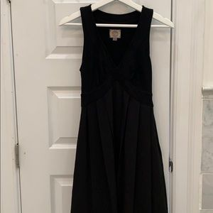 Forever 21 black a line dress size small